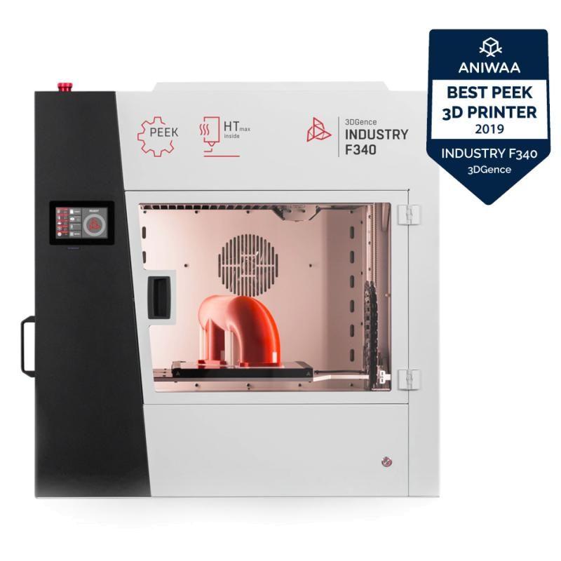 3DGence Industry F340 3D Drucker bester PEEK 3D-Drucker