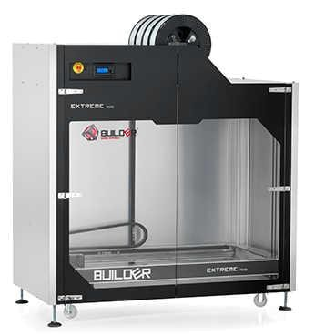Builder Extreme 1500 Großraum Industrie 3D Drucker