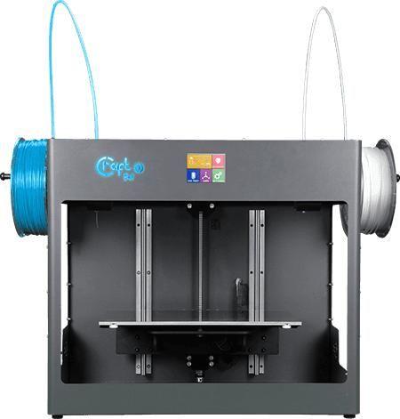 Craftbot 3 Dual Extruder FDM 3D Drucker kaufen