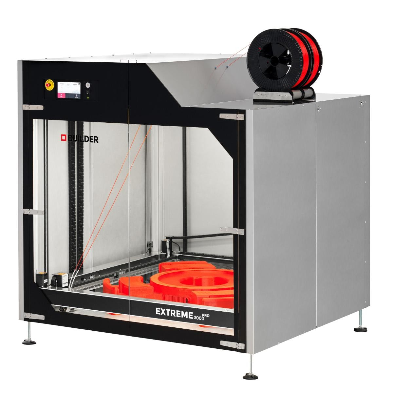 Builder Extreme 3000 PRO Großformat 3D-Drucker