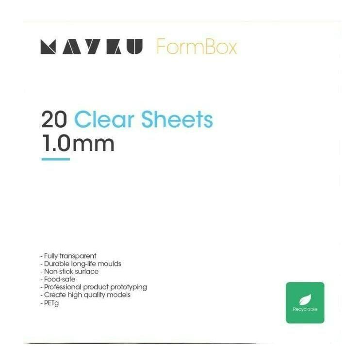 Mayku FormBox Clear Sheets kaufen