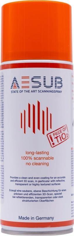 AESUB Orange 3D-Scanning-Spray kaufen