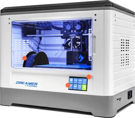 Dreamer-3D-Drucker-Kompakt
