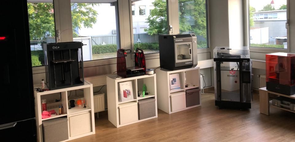 BFI Innovation Shop Showroom