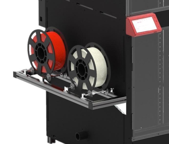 Modix Spulenhalter-Erweiterung (Spools Shelf) kaufen