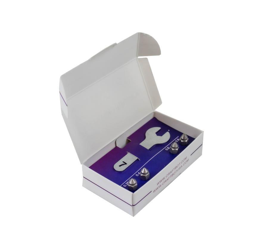 Edelstahl Nozzle-Kit für Craftbot 3 3D-Drucker kaufen
