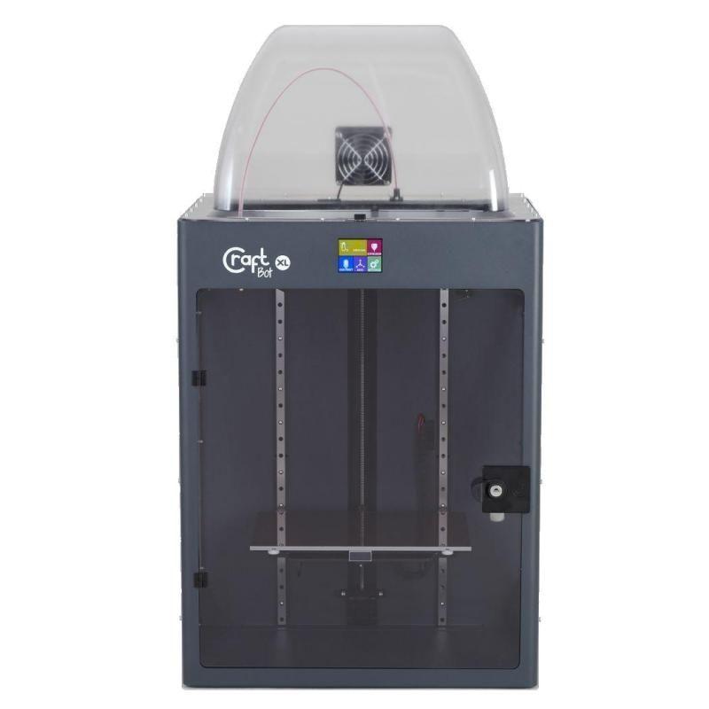 Craftbot XL 3D Drucker Kuppelabdeckung