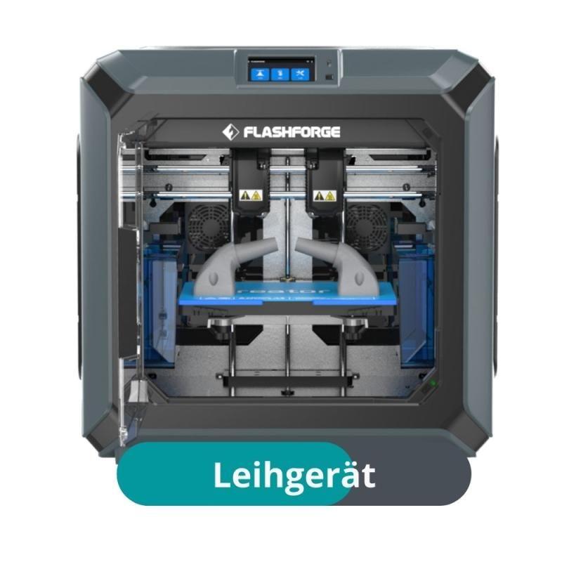 Flashforge Creator 3 3D-Drucker leihen oder mieten