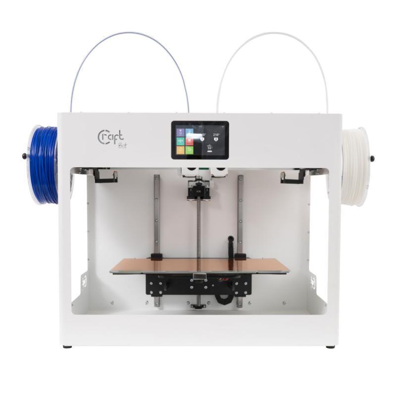 Craftbot Flow IDEX 3D-Drucker mit Dual-Extruder kaufen
