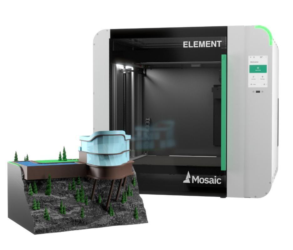 Mosaic Element 3D-Drucker kaufen