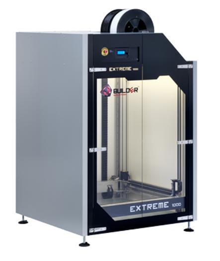 Builder Extreme 1000 FFF Industrie 3D Drucker