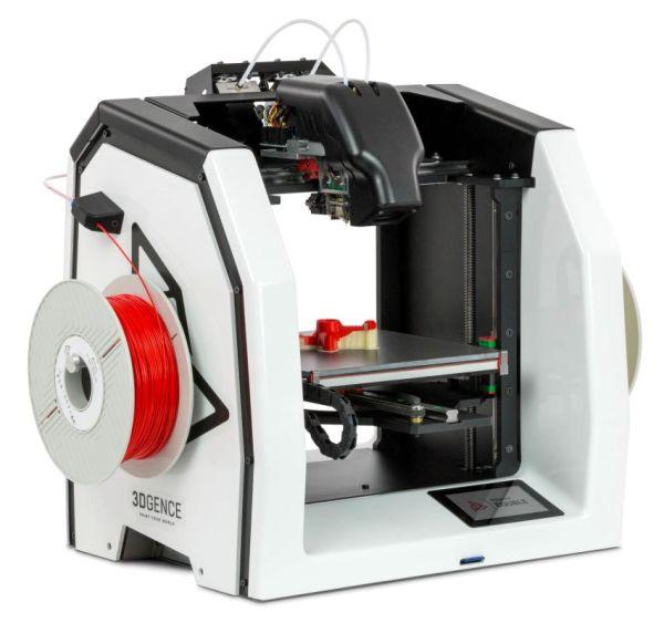 3DGence Double 3D Drucker mit Dual Extruder kaufen
