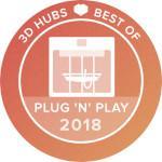 Craftbot Best plug and play 3d drucker 2018