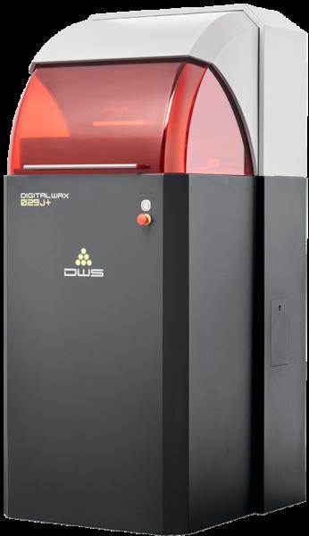 DWS 029X Industrie SLA 3D-Drucker