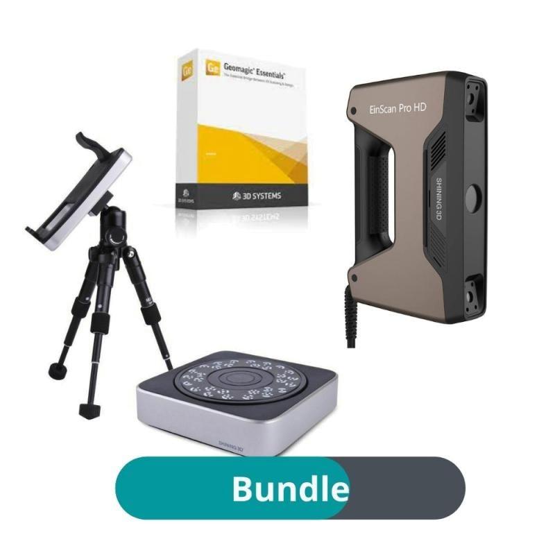 Shining 3D EinScan Pro HD 3D-Scanner Bundle kaufen