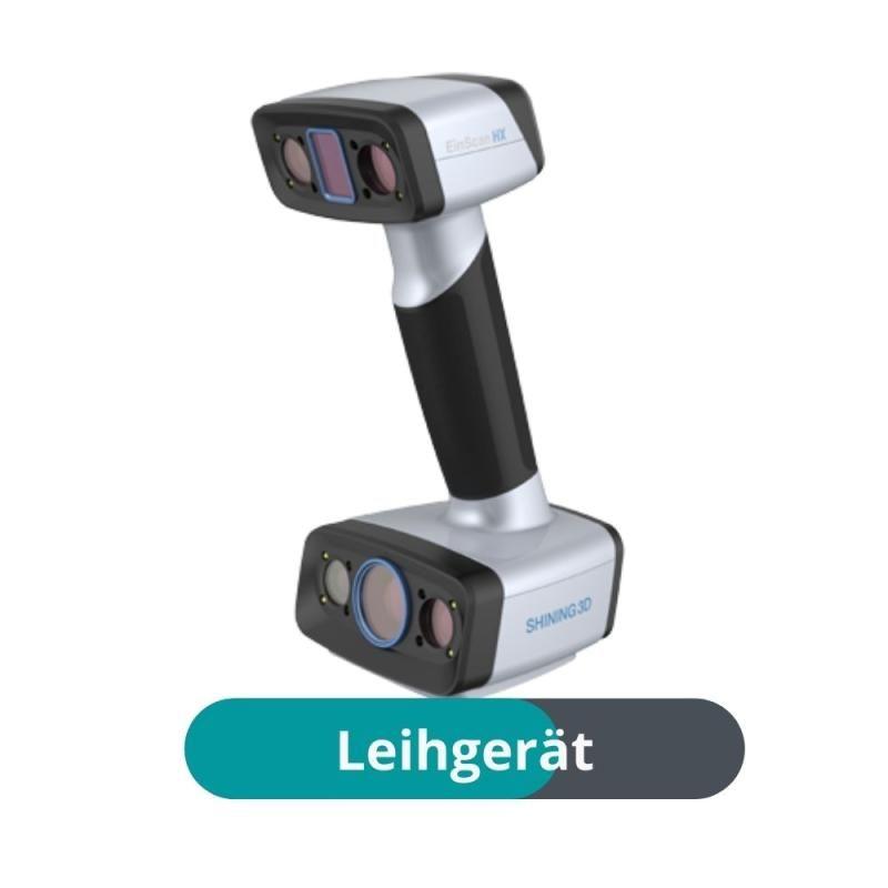 Shining EinScan HX 3D-Scanner mieten