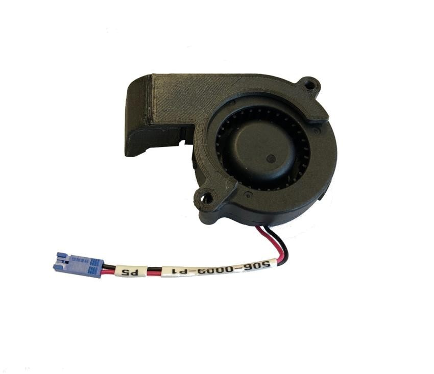 Intamsys Funmat HT Enhanced Nozzle Fan Side