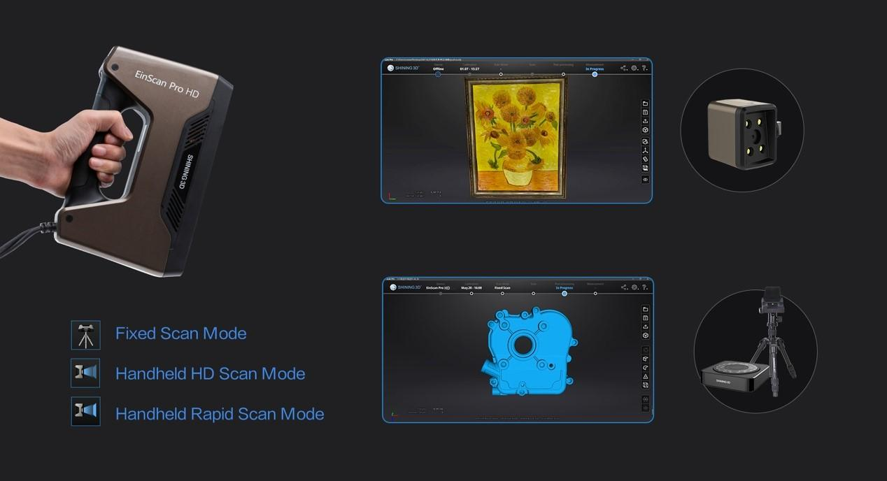 shining3d_einscan_Pro_HD_multi-functional-scanning