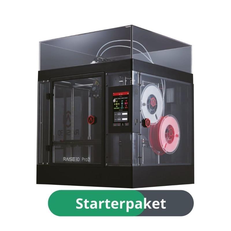 Raise3D Pro2 3D-Drucker Starterpaket kaufen