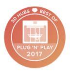 Craftbot Best plug and play 3d drucker 2017