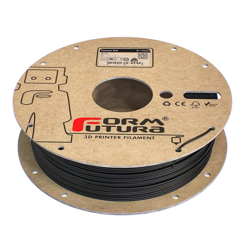 Formfutura Volcano PLA Hitzeformbeständiges Filament 1,75 mm - 750-4500g