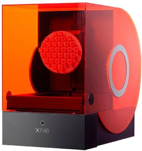 XFAB 2000 DWS SLA 3D Drucker für Industrie und Juweliere