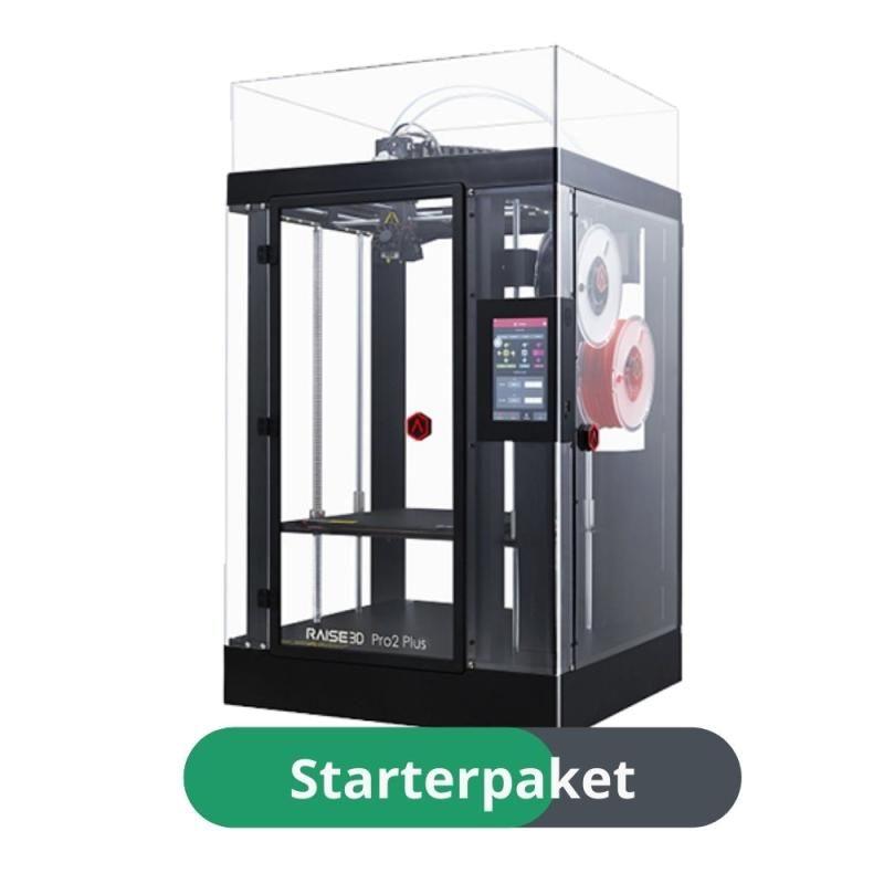 Raise3D Pro2 PLUS 3D Drucker Starterpaket kaufen